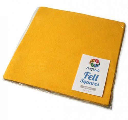"""Download Craft Felt   12"""" Felt Squares - 10 Pack"""