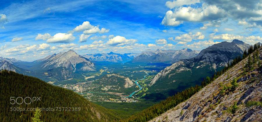 Photograph Banff Gondola by SimonePitrolo on 500px