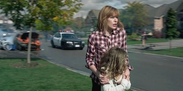 Maternidade criou identificação entre Milla Jovovich e Alice