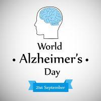 विश्व अल्जाइमर दिवस का लोगो