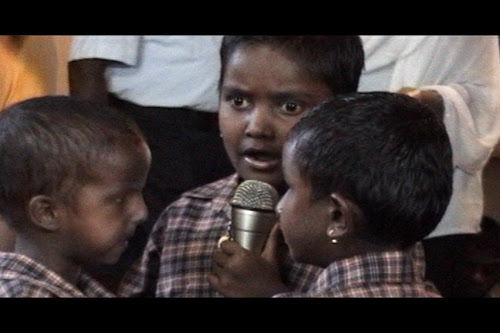 [FLEETING IMAGES] Blind children singing Twinkle Twinkle Little Star