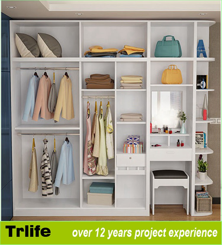 Wardrobe Dressing Table Designs With Sliding Door By Alibaba China