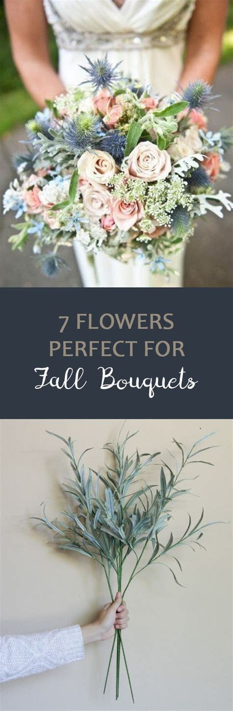 7 Flowers Perfect for Fall Bouquets   Fall Wedding