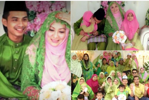 Gambar Persandingan Abby Dan Farhan Di Kelantan