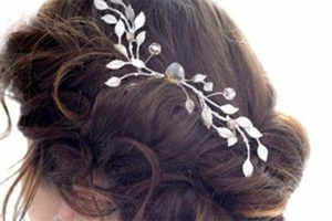 Wedding hair tips for spring 2014
