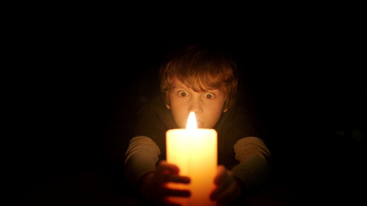 Quando as Luzes se Apagam : Foto Gabriel Bateman