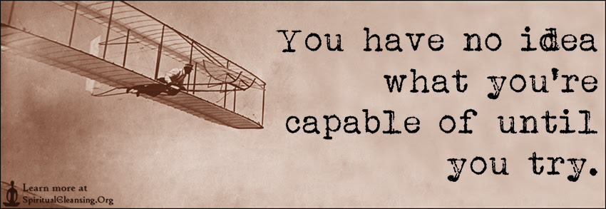 You Have No Idea What Youre Capable Of Until You Try
