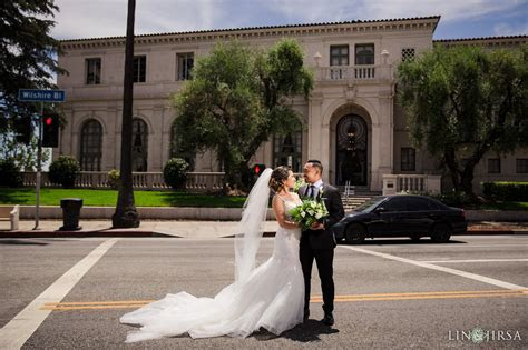 The Ebell of Los Angeles Wedding   Jessica & Neil
