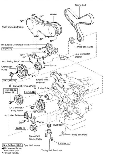 How To Timing Belt Replacement – Camry / Avalon / ES 300