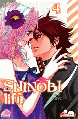 Couverture Shinobi life, tome 04
