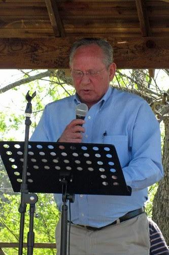 Mayor George McKee