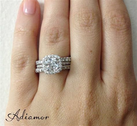 Elegant What Goes On First Wedding Band or Engagement Ring