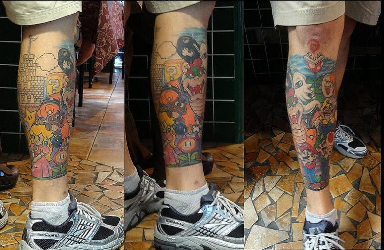 Tatuajes Y Videojuegos Blogs El Tiempo