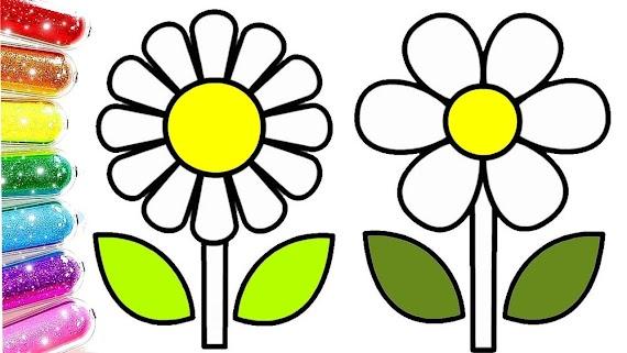 (75+) Boyama Sayfaları çiçek