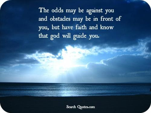 Obstacles Trust In God Quotes Obstacles Quotes About Trust In God
