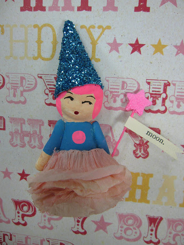 Candy Wizard, Charlotte Doll! 6
