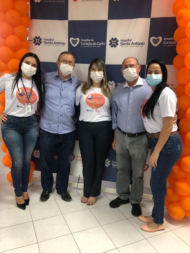 Hospitais Santo Antônio e Coração promovem Dia Mundial da Segurança do Paciente nesta sexta, 17