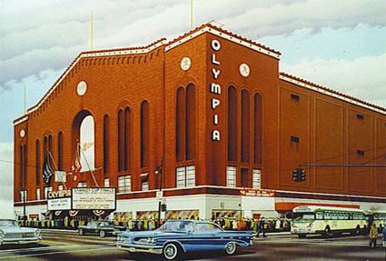 Detroit Olympia Stadium