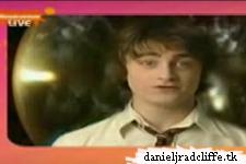 Daniel wint Favoriete filmacteur award bij de Nederlandse 2004 Kids' Choice Awards