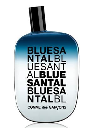 Blue Santal Comme des Garcons Compartilhado