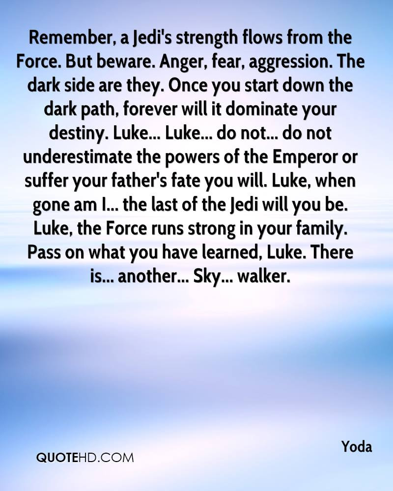Yoda Quotes Quotehd
