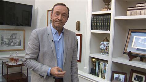 'House of Cards' Behind the Scenes With Kevin Spacey Video