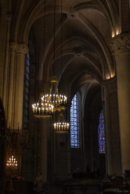 Cathédrale Notre-Dame de Chartres inside