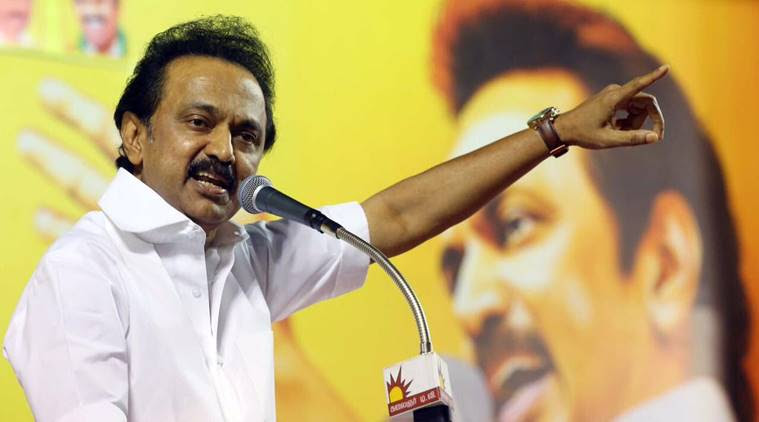 Stalin demands arrest of BJP leader H Raja for raising threat of destroying Periyar statue like Lenin's in Tripura