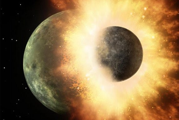 The Moon Is 100 Million Years Younger Than Thought