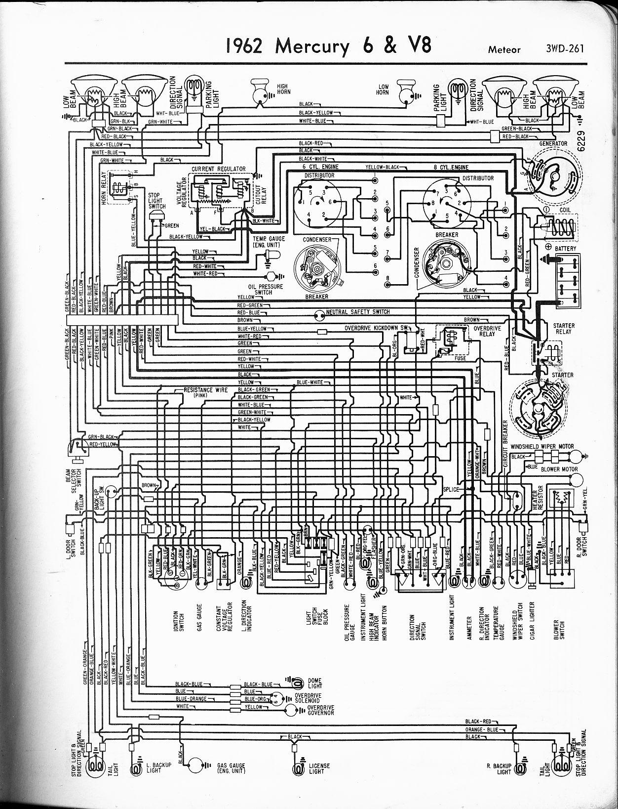 18+ 1969 Mercury Wire Diagrams Images