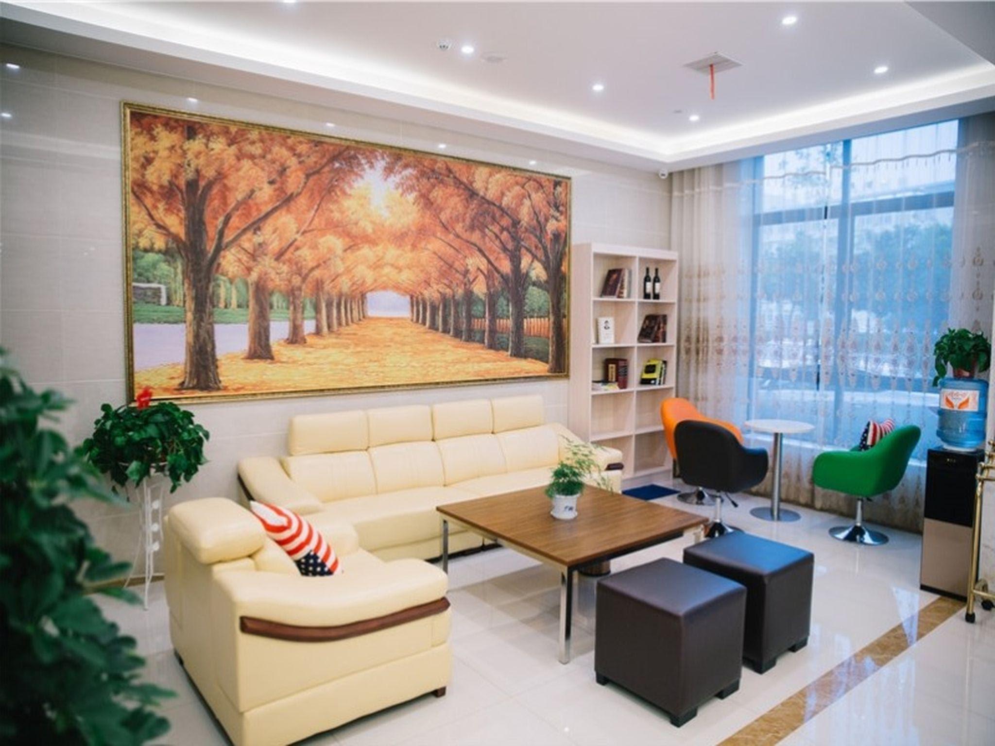 Review GreenTree Inn Chaohu Health Road Love Heart Hospital Business Hotel