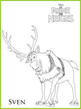 Coloriages La Reine Des Neiges Frozen Coloring Page