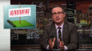 John Oliver Finds Himself In 'Pure Straight-Up Opposite World'