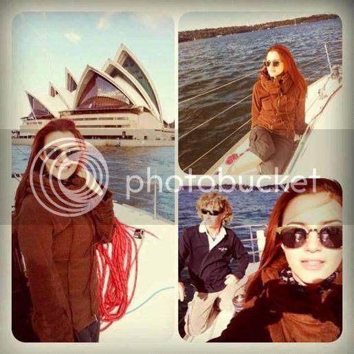 juliana evans di australia