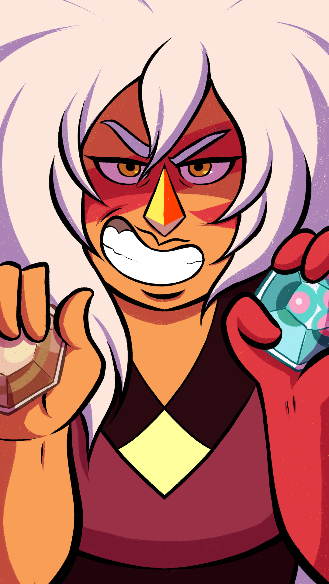 Cheeto Puff phone wallpaper for your Gem Hunting expericence