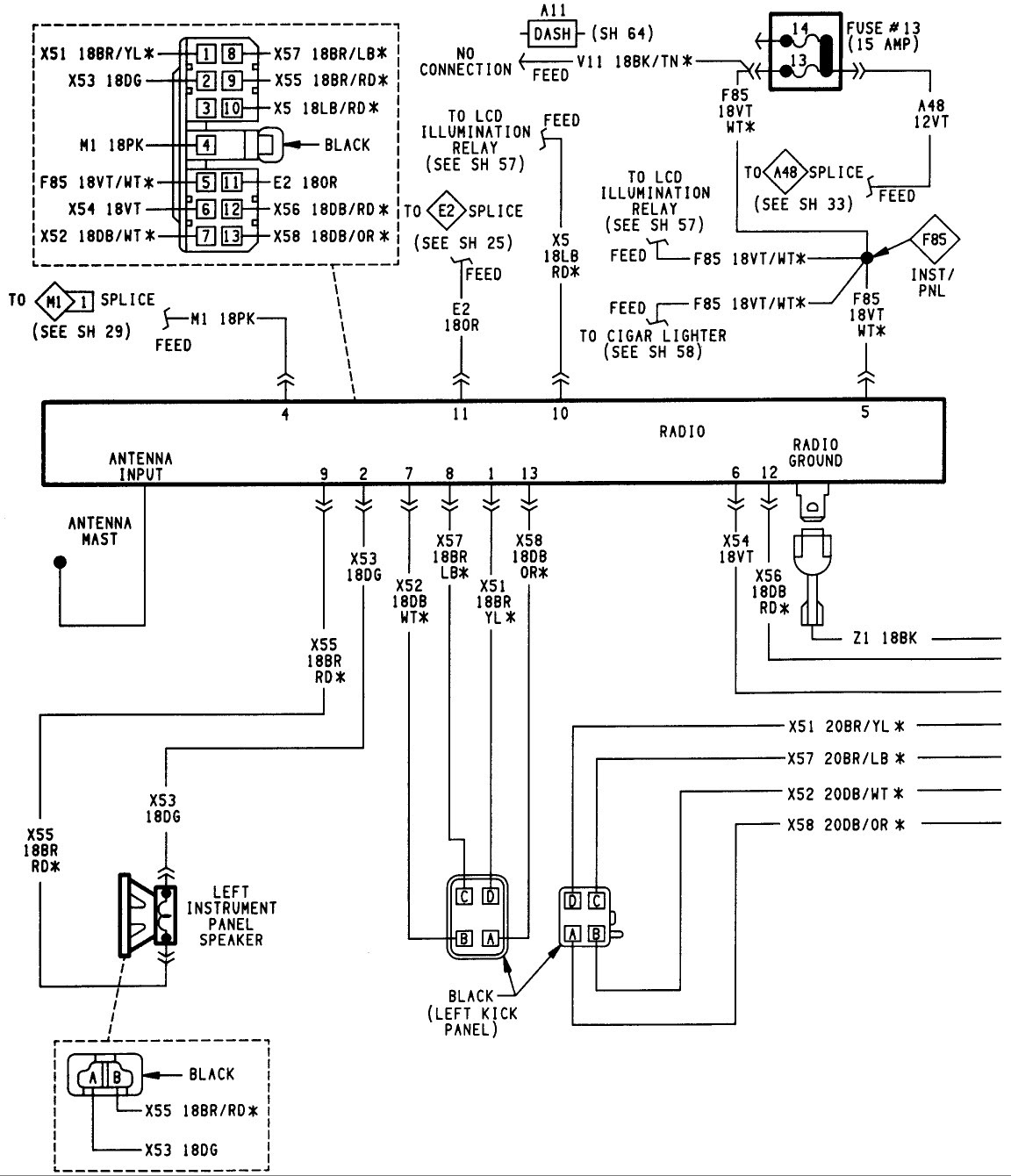 2005 Jeep Liberty Wiring Diagrams Wiring Diagram For 1999 Plymouth Voyager Begeboy Wiring Diagram Source