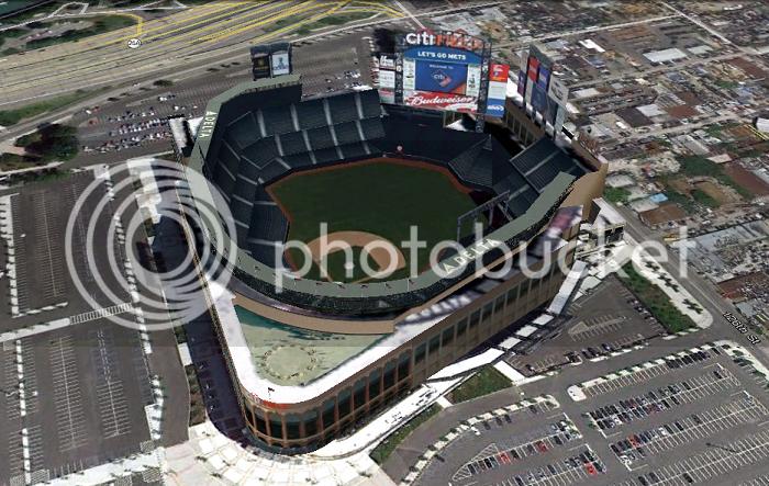 Citi Field (New York; Flushing); 3D model by Chris Sardinas