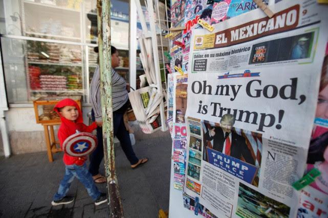 Durant sa campagne à la présidence des États-Unis,... (PHOTO REUTERS)