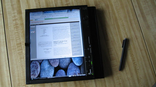 Lenovo ThinkPad X61 (tablet)