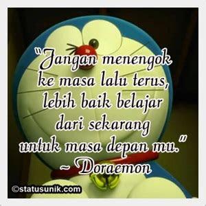dp bbm kata kata cinta doraemon