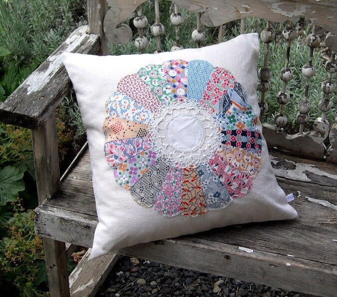 Future Vintage Heirloom PILLOW COVER