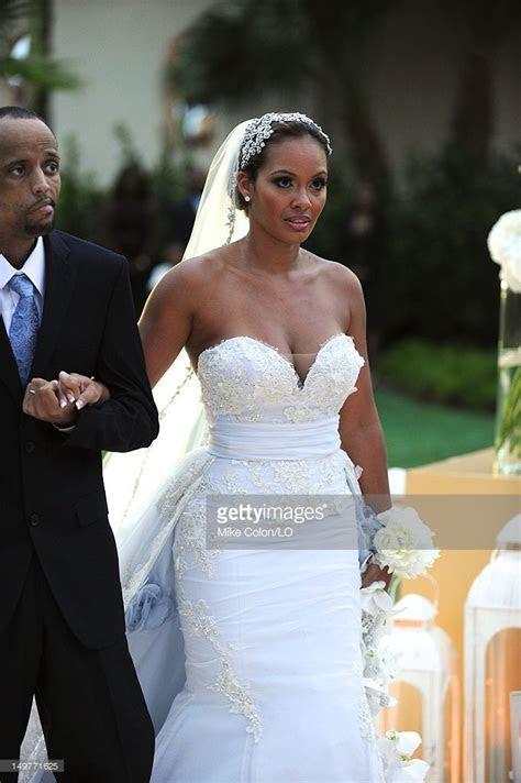 Chad Ochocinco and Evelyn Lozado Wedding   Chad ochocinco