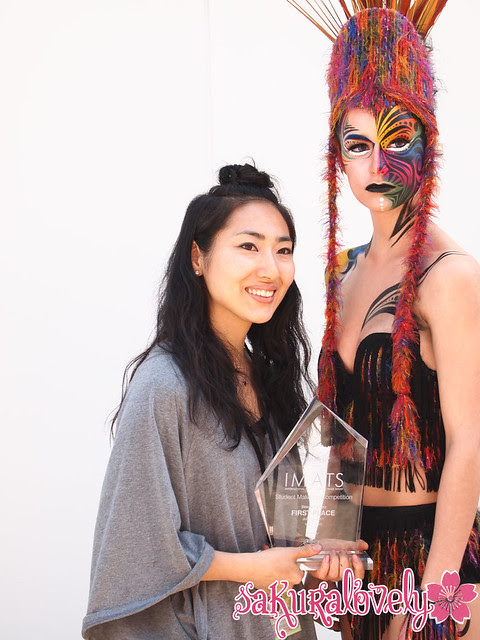 Winner of IMATS Student Competition