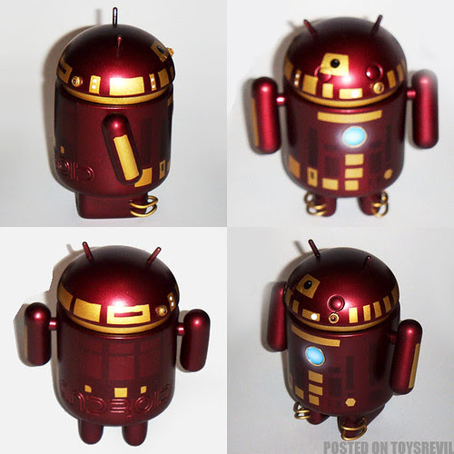 IRONMAN-ANDROID