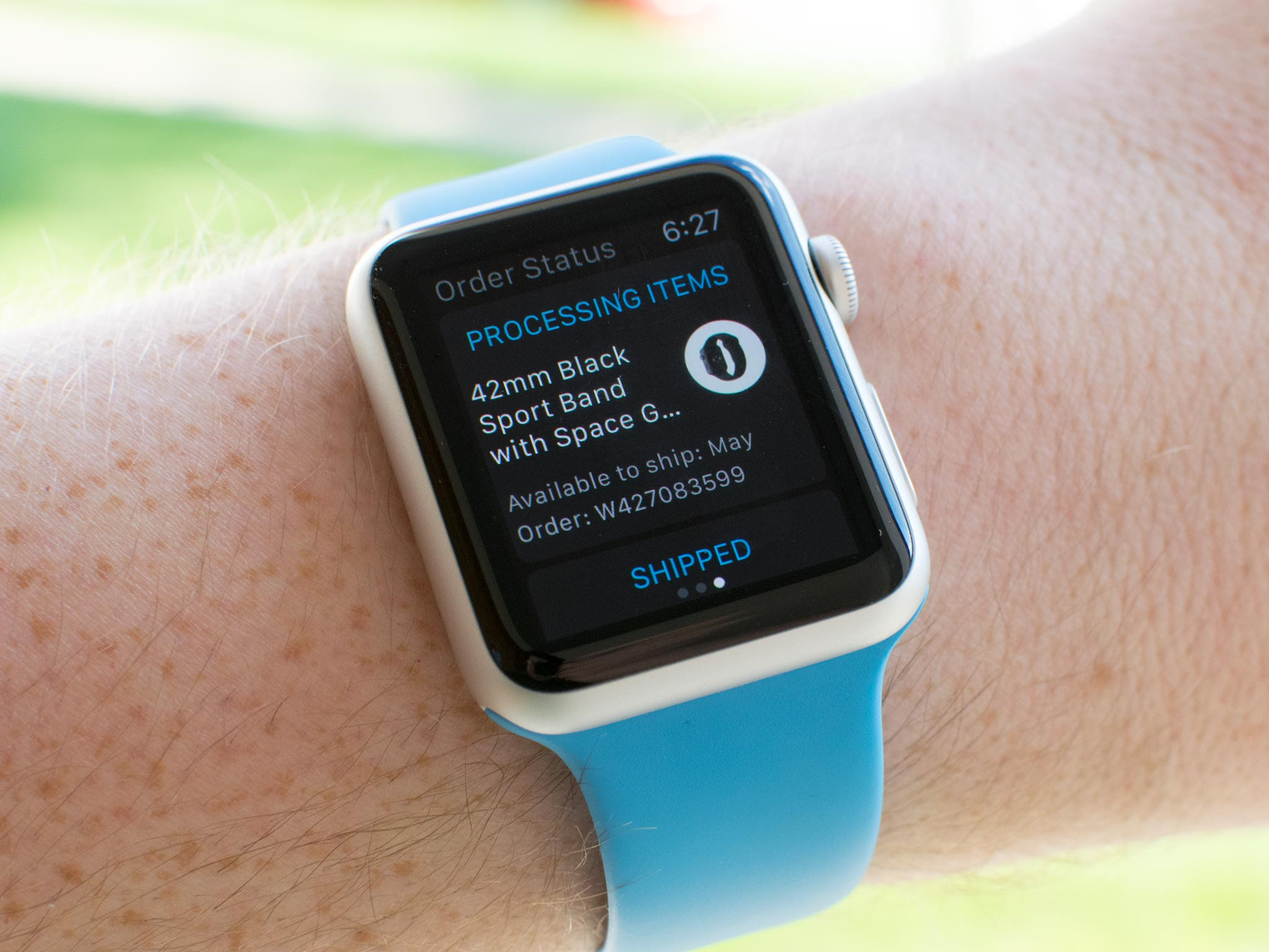 Apple Store app scores Apple Watch support in latest update