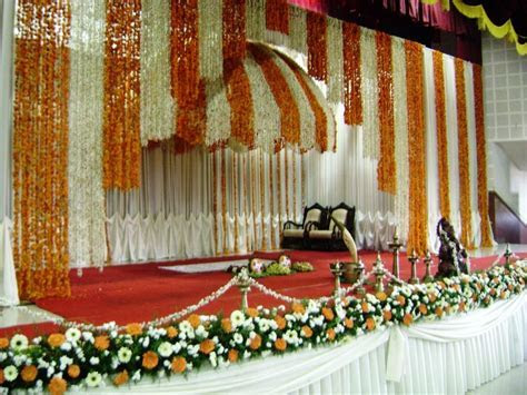 Kerala Style Wedding Stage   get organised Wedding plan