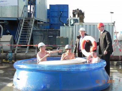 Taufkirchen geothermal power plant in Germany starts operation
