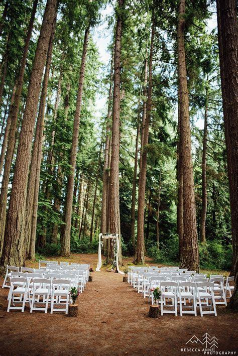 Kitsap Memorial State Park Wedding // Courtney & Cody