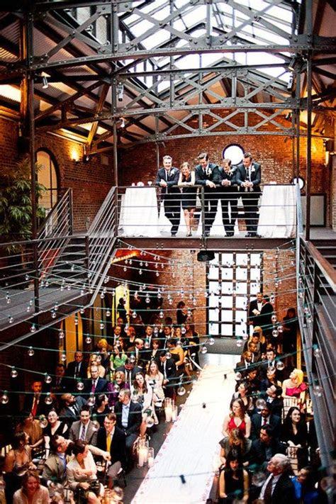 industrial wedding venues   york