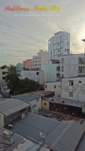 Male City Maldives 01
